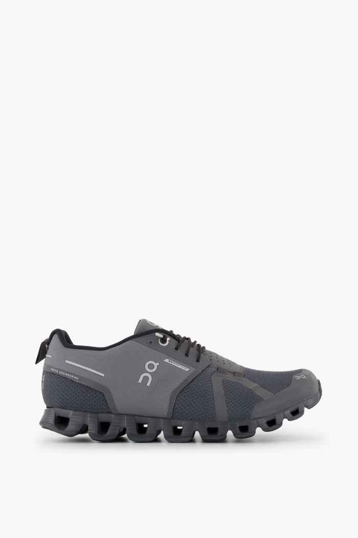 On Cloud Waterproof chaussures de course hommes Couleur Gris 2