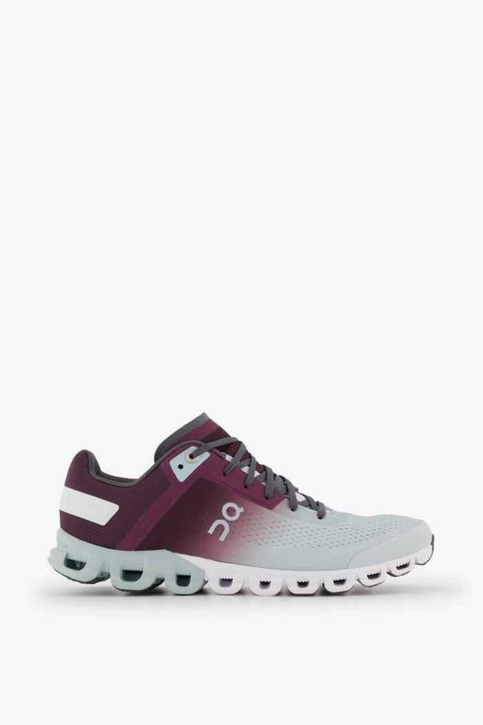 On Cloudflow chaussures de course femmes Couleur Berry 2