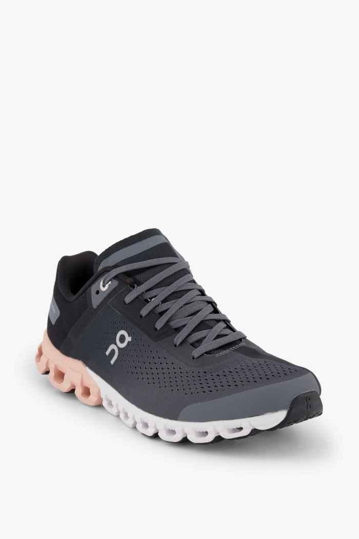 On Cloudflow chaussures de course femmes Couleur Gris 1