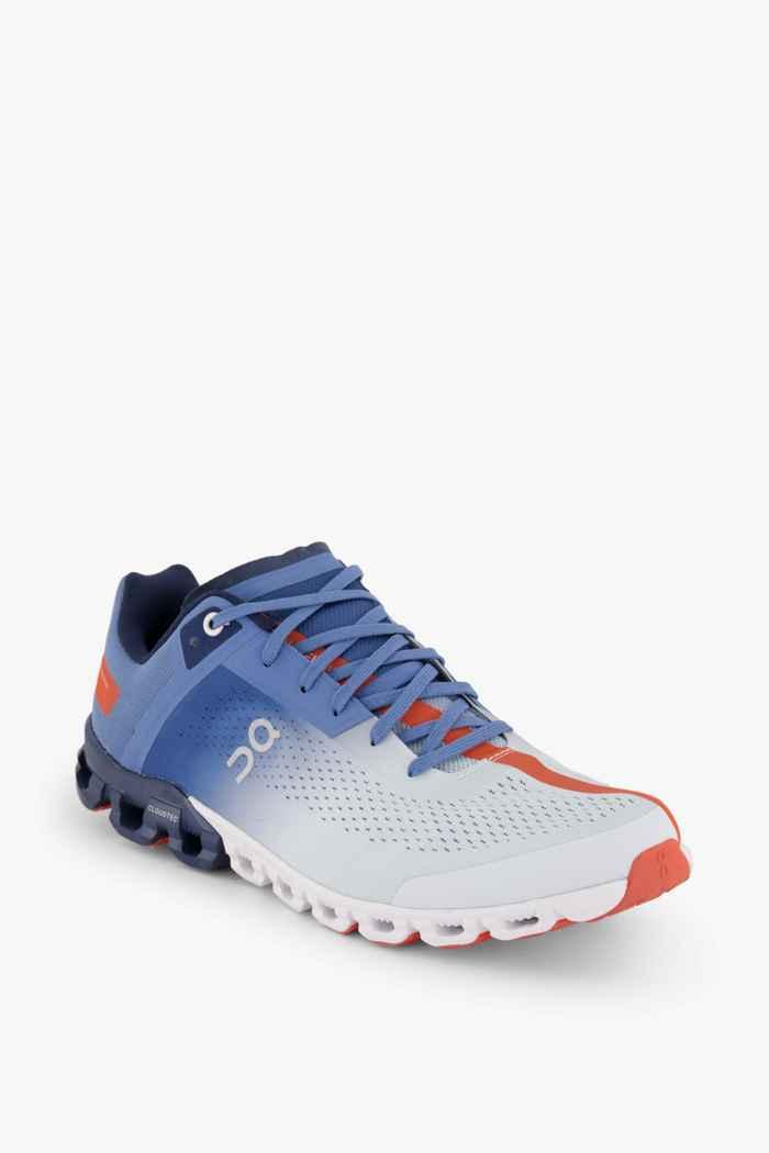 On Cloudflow chaussures de course hommes Couleur Bleu 1