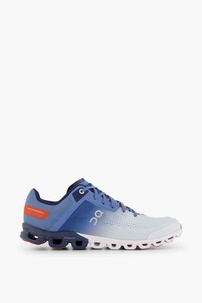 On Cloudflow chaussures de course hommes Couleur Bleu 2