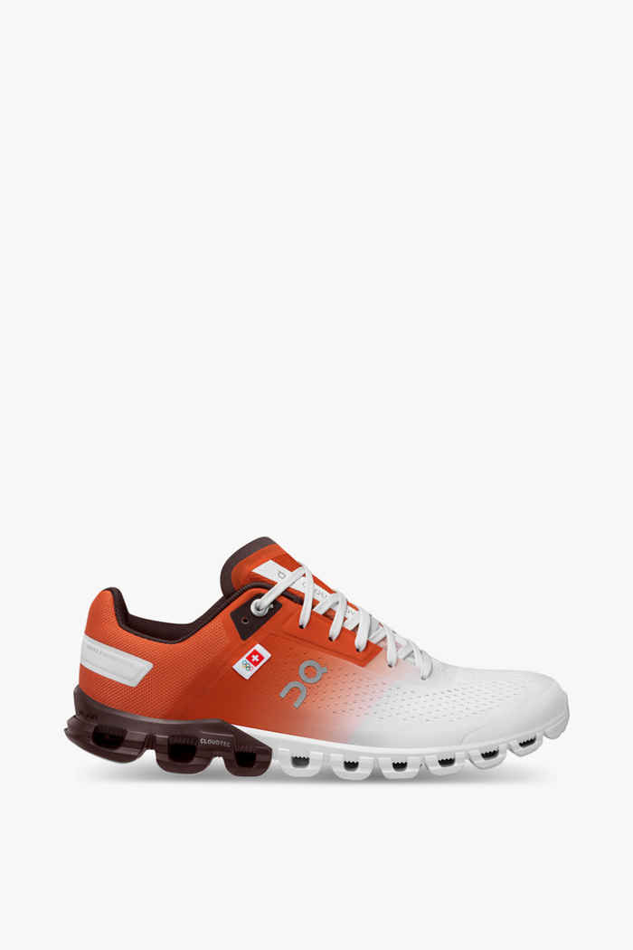 On Cloudflow Swiss Olympic chaussures de course femmes 2
