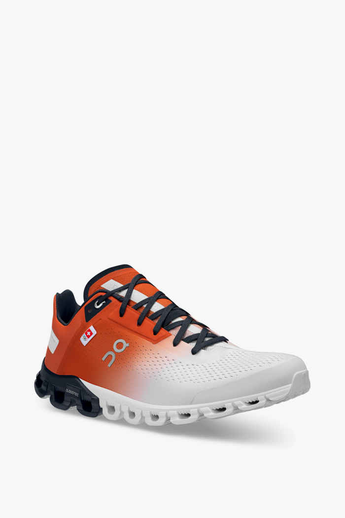 On Cloudflow Swiss Olympic chaussures de course hommes 1