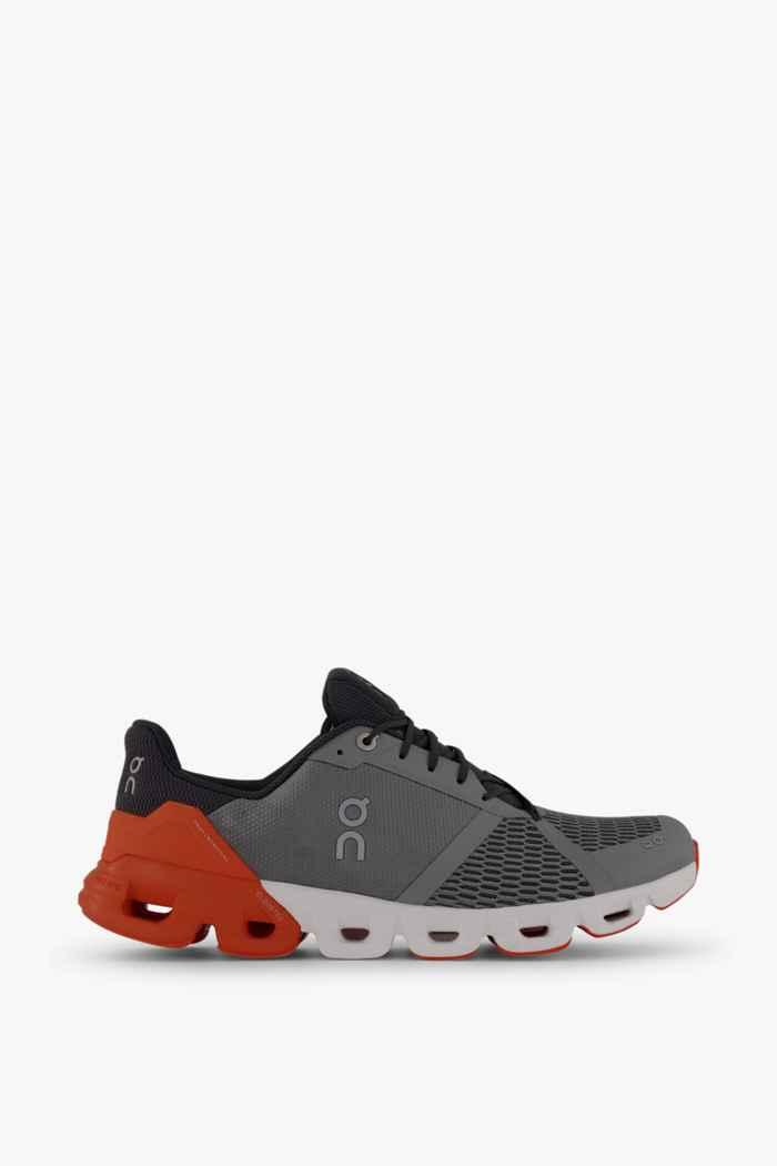 On Cloudflyer chaussures de course hommes Couleur Gris 2