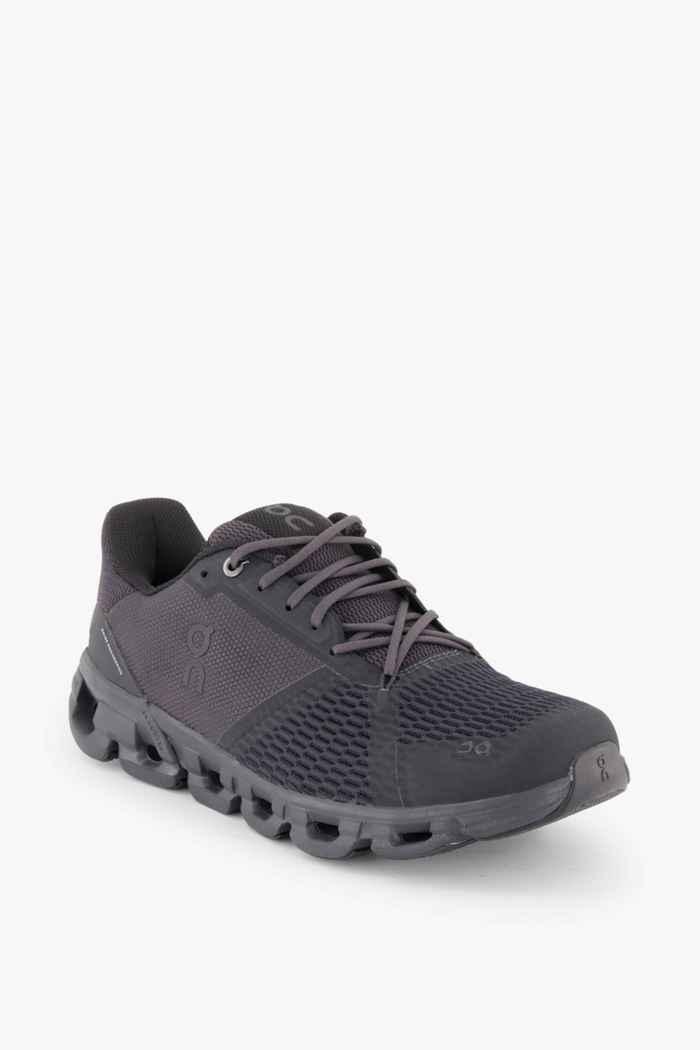 On Cloudflyer chaussures de course hommes Couleur Noir 1