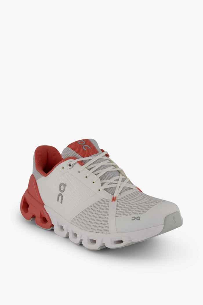 On Cloudflyer Damen Laufschuh Farbe Weiß 1