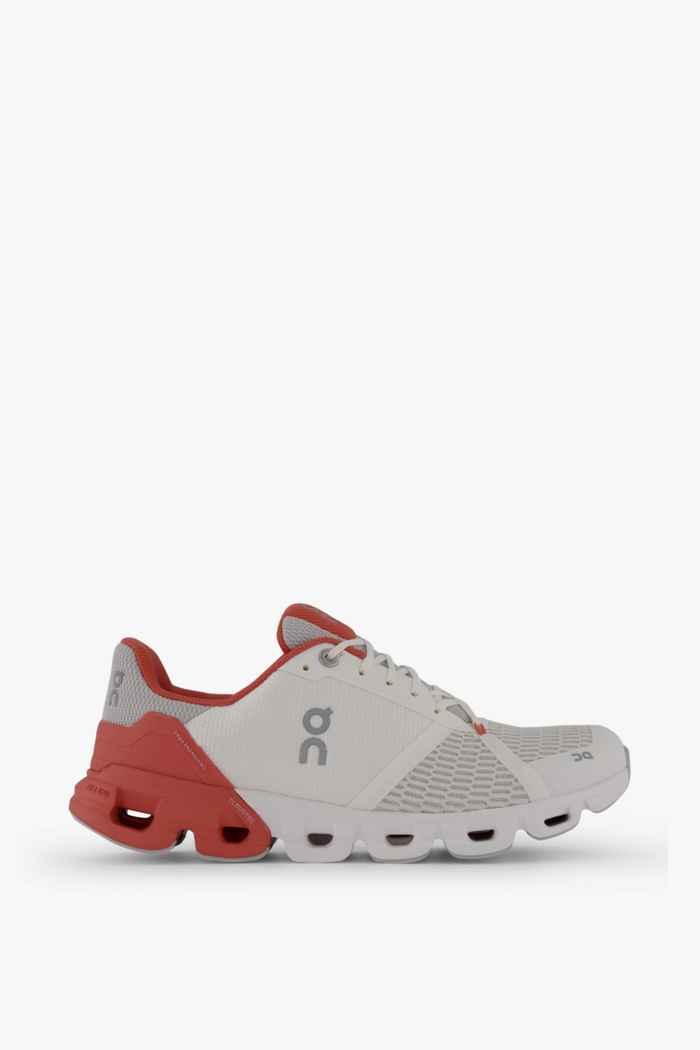 On Cloudflyer Damen Laufschuh Farbe Weiß 2