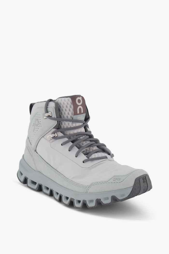 On Cloudridge chaussures de randonnée femmes Couleur Gris 1