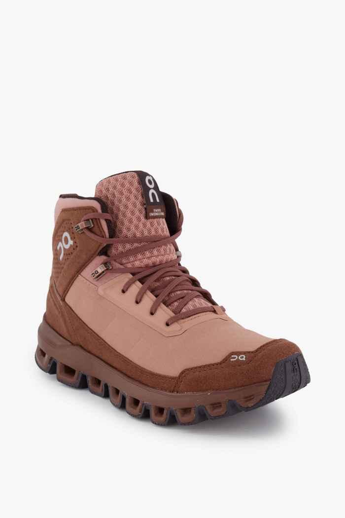 On Cloudridge chaussures de randonnée femmes Couleur Moka 1
