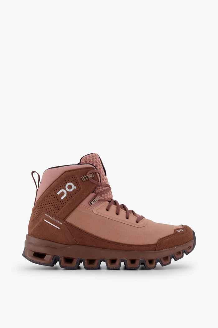 On Cloudridge chaussures de randonnée femmes Couleur Moka 2