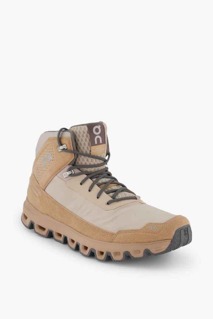 On Cloudridge chaussures de randonnée hommes Couleur Sable 1