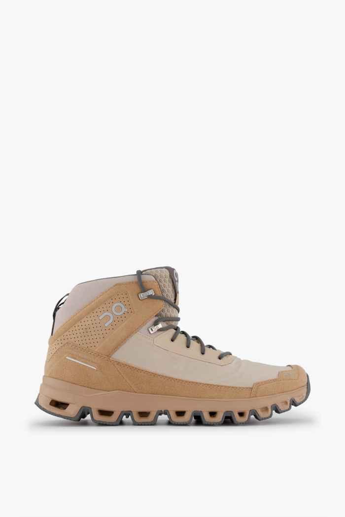 On Cloudridge chaussures de randonnée hommes Couleur Sable 2
