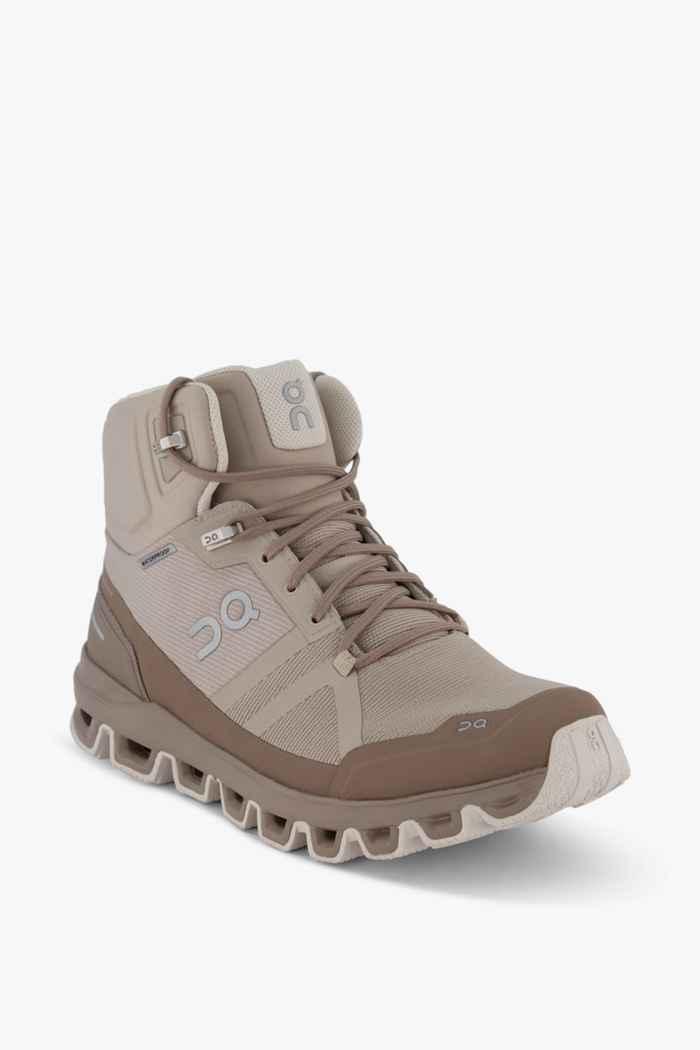 On Cloudrock Waterproof scarpe da trekking donna 1