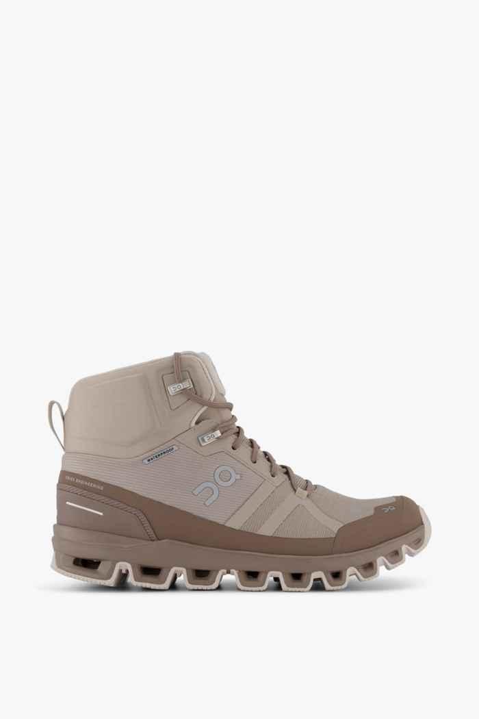 On Cloudrock Waterproof scarpe da trekking donna 2
