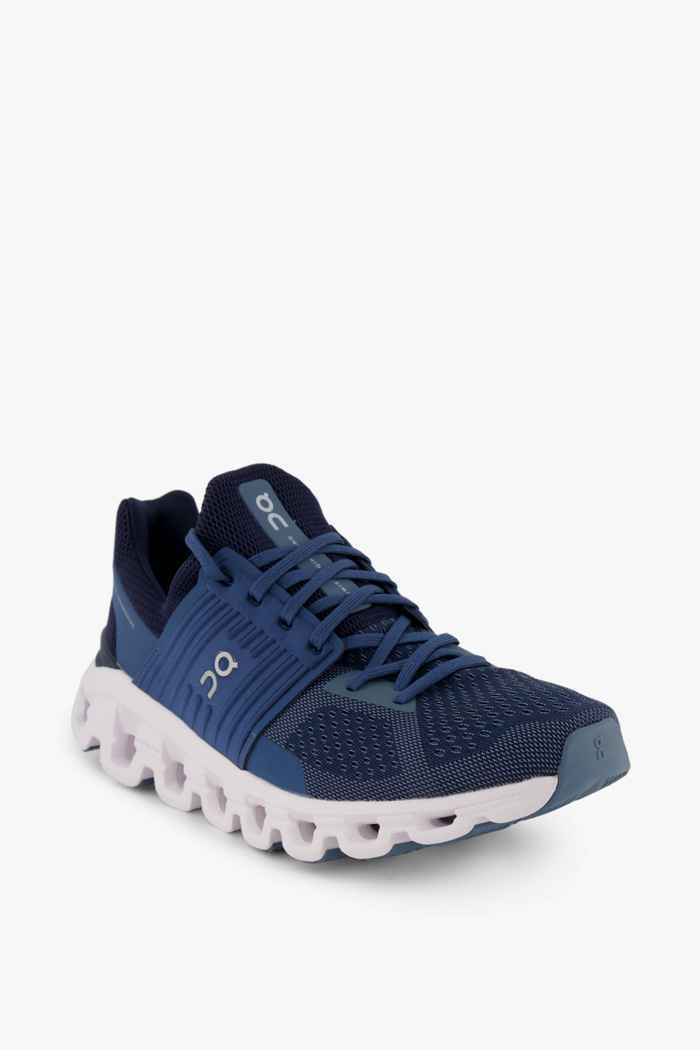 On Cloudswift chaussures de course hommes Couleur Bleu 1