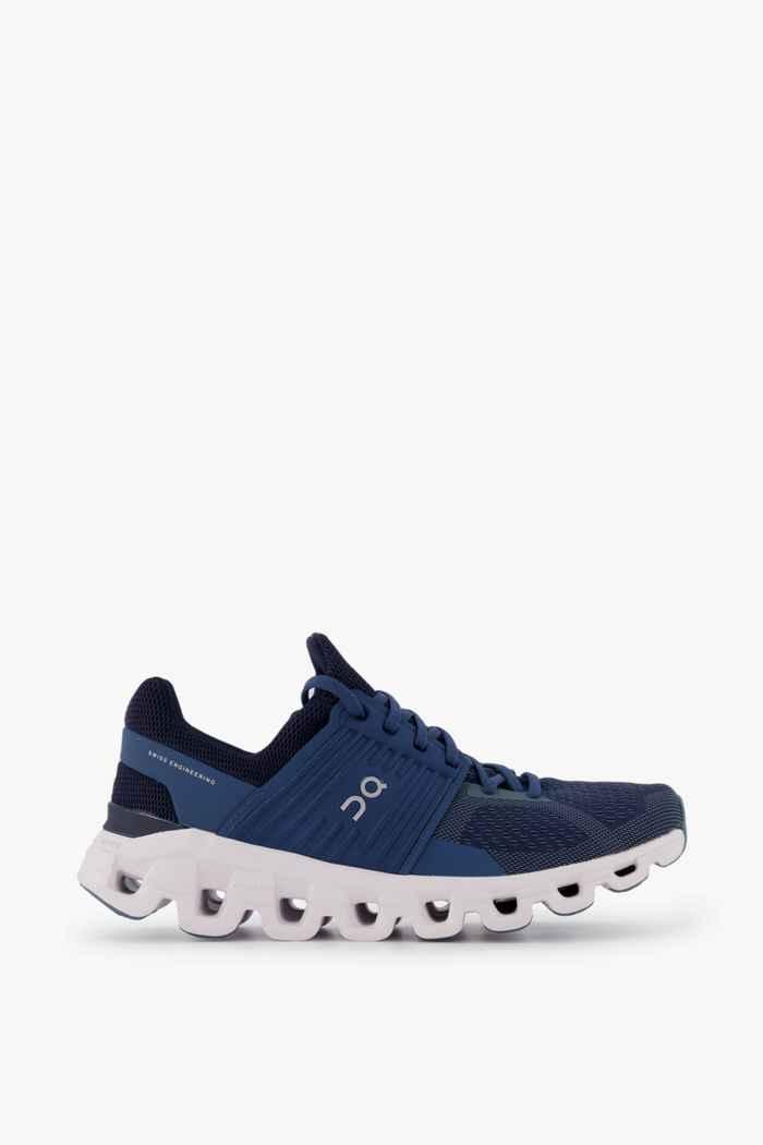 On Cloudswift chaussures de course hommes Couleur Bleu 2