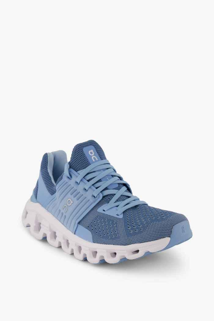 On Cloudswift Damen Laufschuh Farbe Blau 1