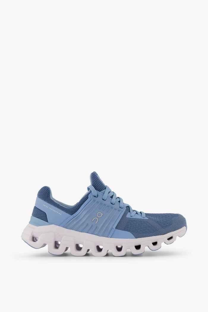 On Cloudswift Damen Laufschuh Farbe Blau 2