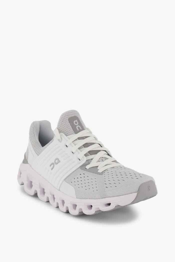 On Cloudswift Damen Laufschuh Farbe Weiß 1