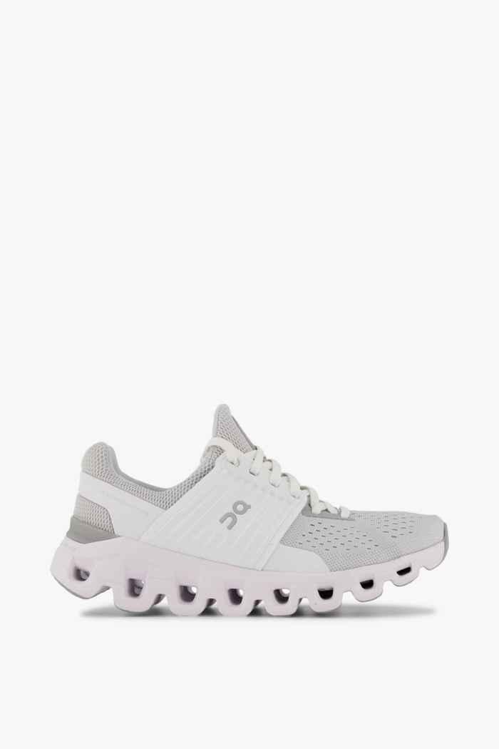 On Cloudswift Damen Laufschuh Farbe Weiß 2