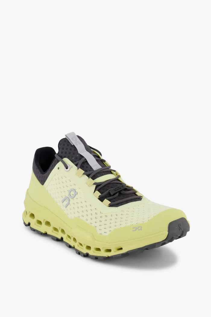 On Cloudultra chaussures de trailrunning hommes Couleur Jaune 1