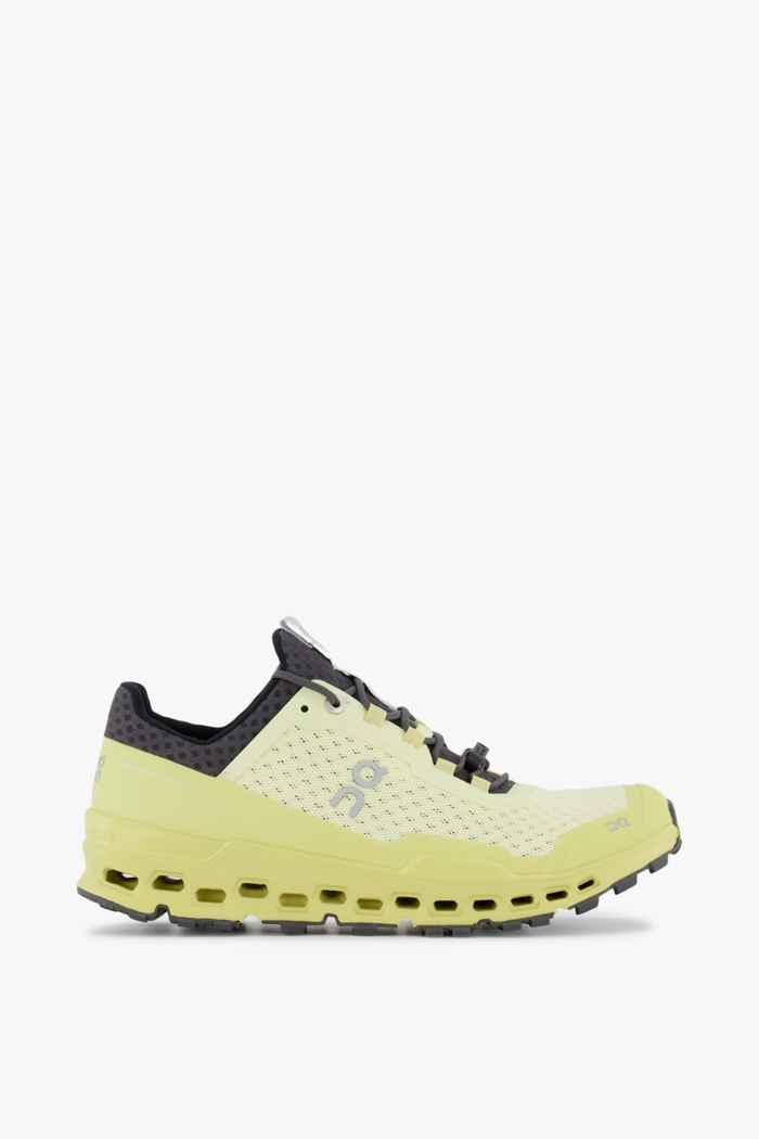 On Cloudultra chaussures de trailrunning hommes Couleur Jaune 2