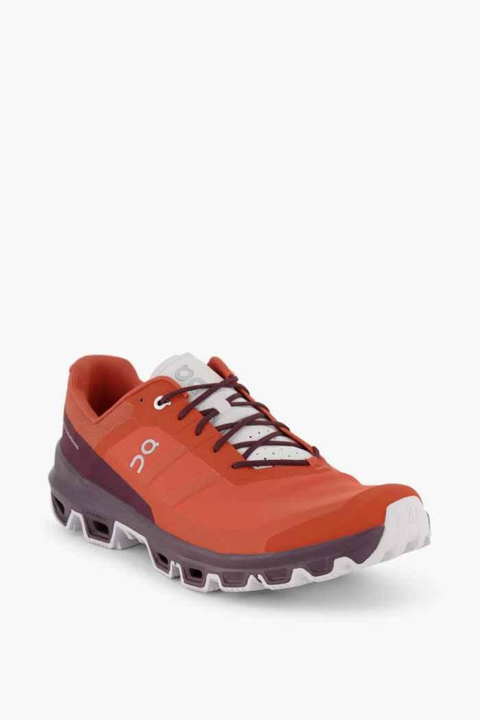 On Cloudventure Herren Trekkingschuh Farbe Orange 1