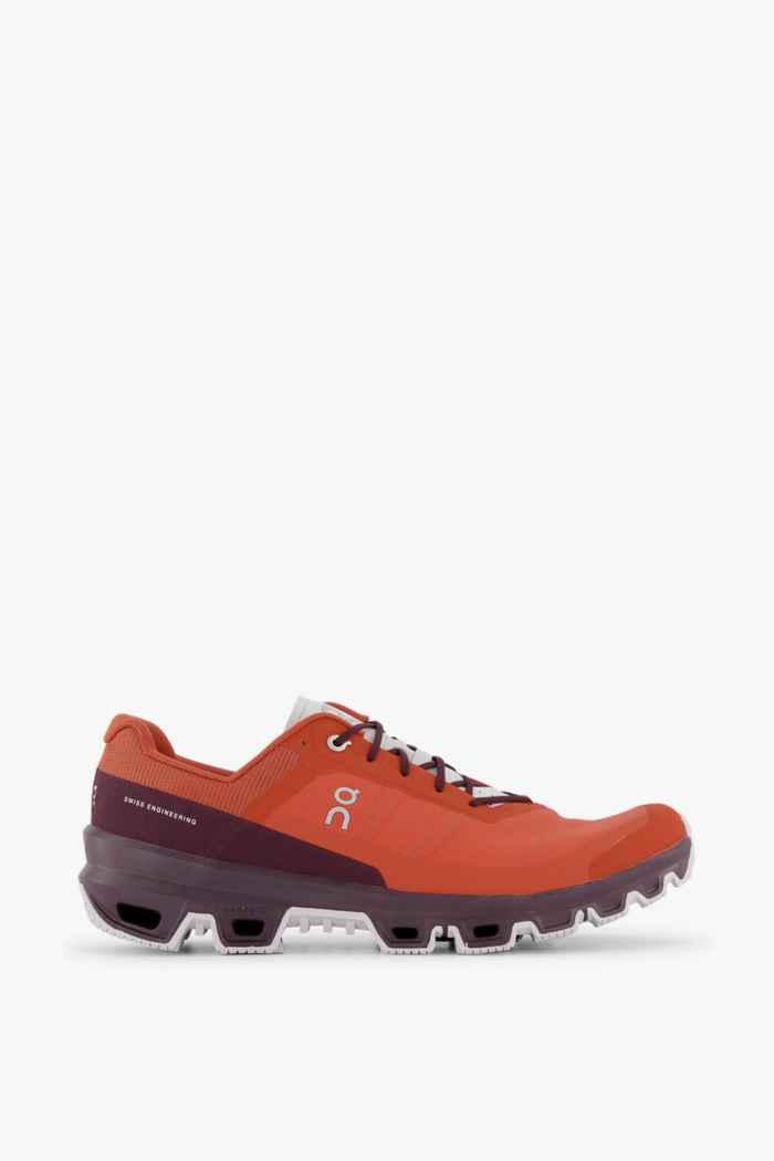 On Cloudventure Herren Trekkingschuh Farbe Orange 2