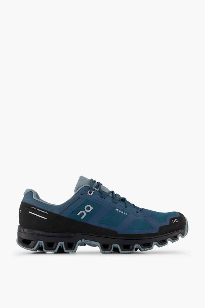 On Cloudventure Waterproof chaussures de trekking hommes 2