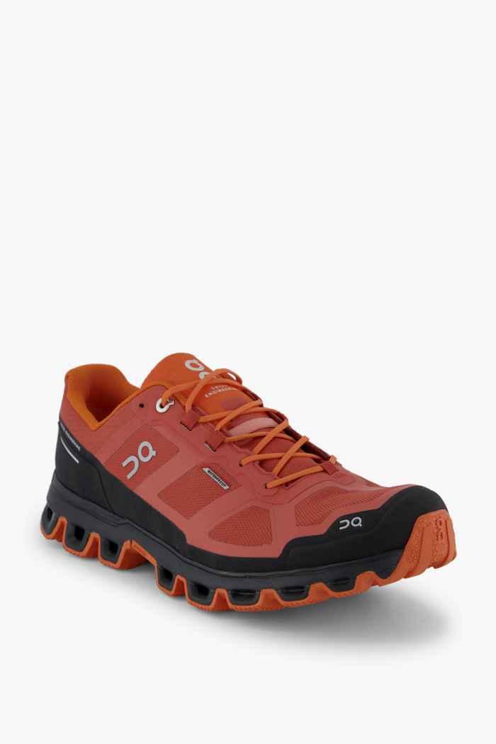 On Cloudventure Waterproof chaussures de trekking hommes Couleur Rost 1