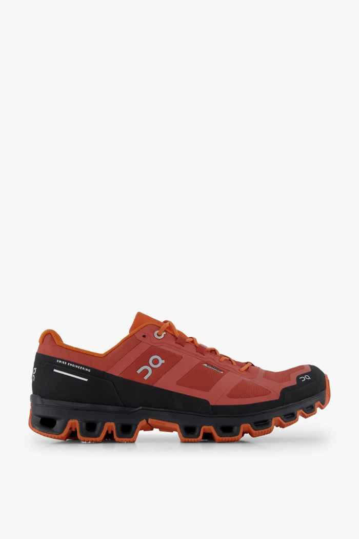 On Cloudventure Waterproof chaussures de trekking hommes Couleur Rost 2