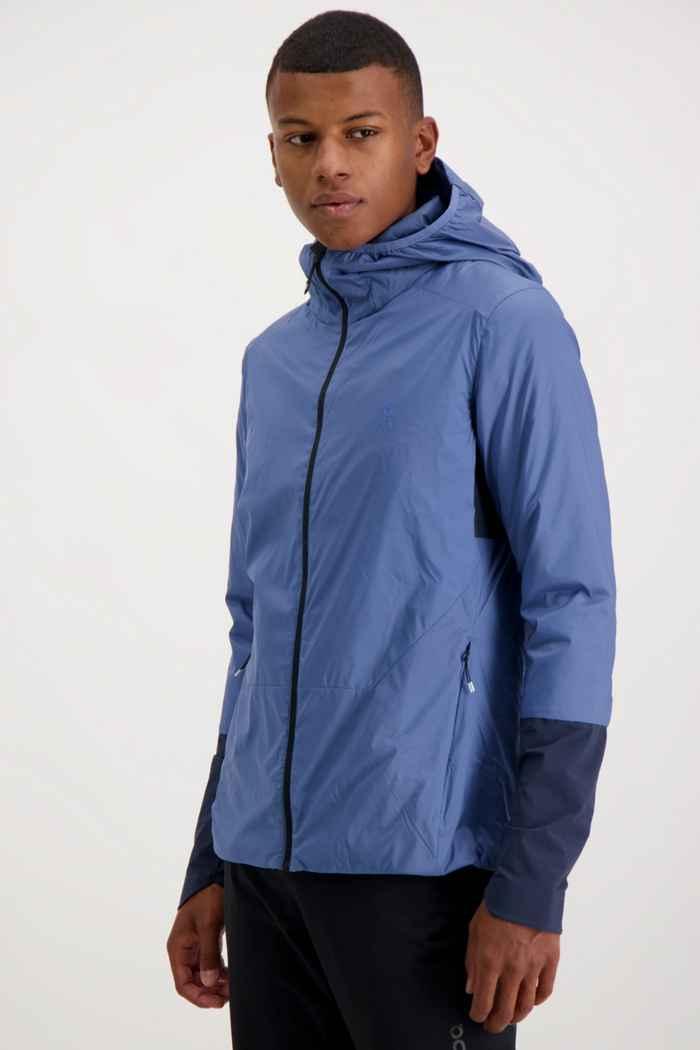 On Insulator veste de course hommes Couleur Bleu 1