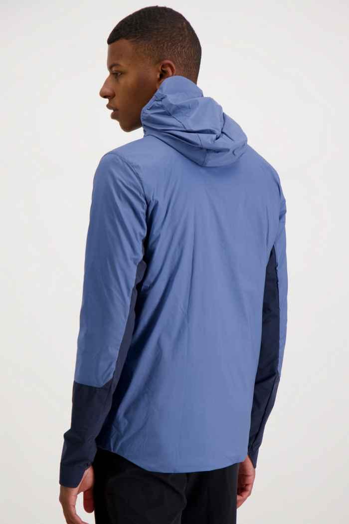 On Insulator veste de course hommes Couleur Bleu 2