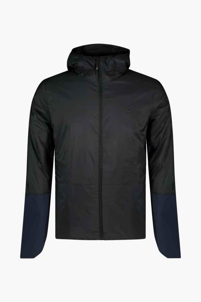 On Insulator veste de course hommes Couleur Bleu/noir 1