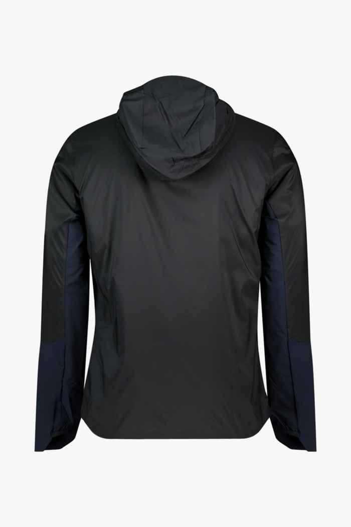 On Insulator veste de course hommes Couleur Bleu/noir 2