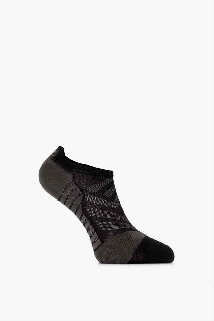 On Low 36-43 chaussettes de course femmes Couleur Noir 1