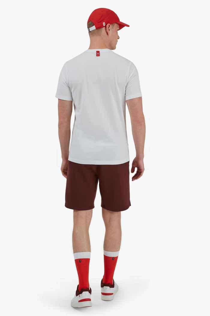 On Swiss Olympic Graphic-T Herren T-Shirt 2