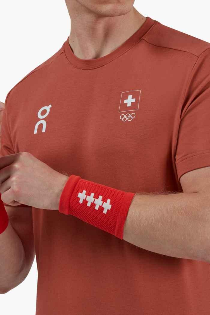 On Swiss Olympic Schweissband 2