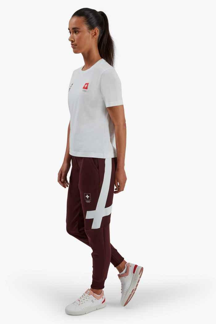 On Swiss Olympic Sweat pantaloni da corsa donna 2