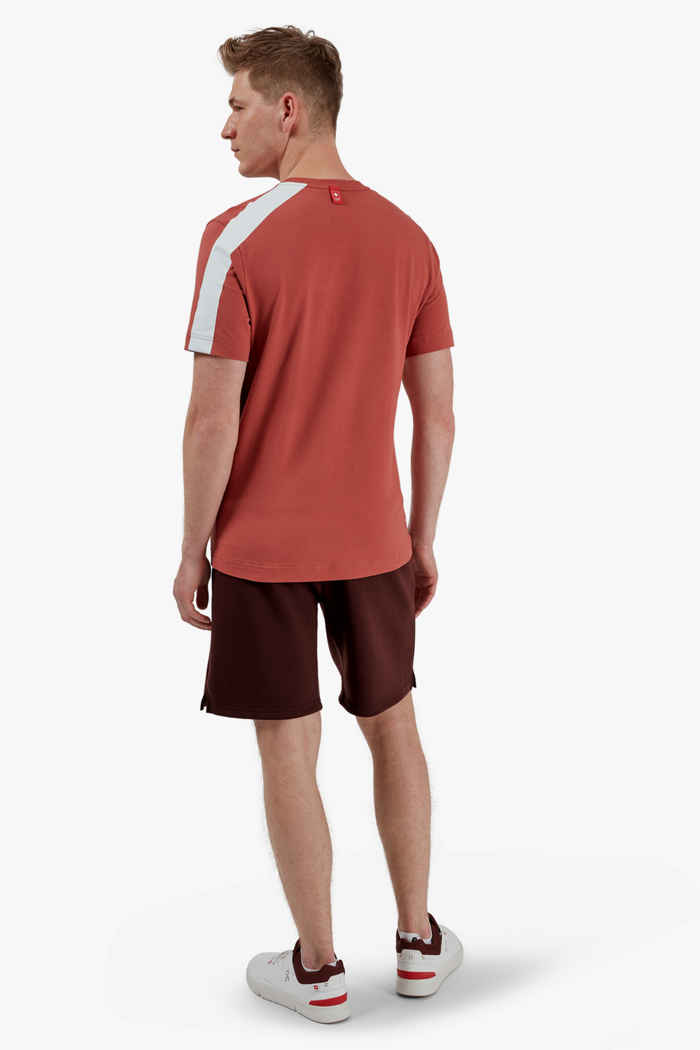 On Swiss Olympic-T t-shirt hommes 2