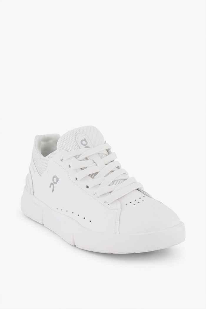 On The Roger Advantage Damen Sneaker Farbe Weiß 1