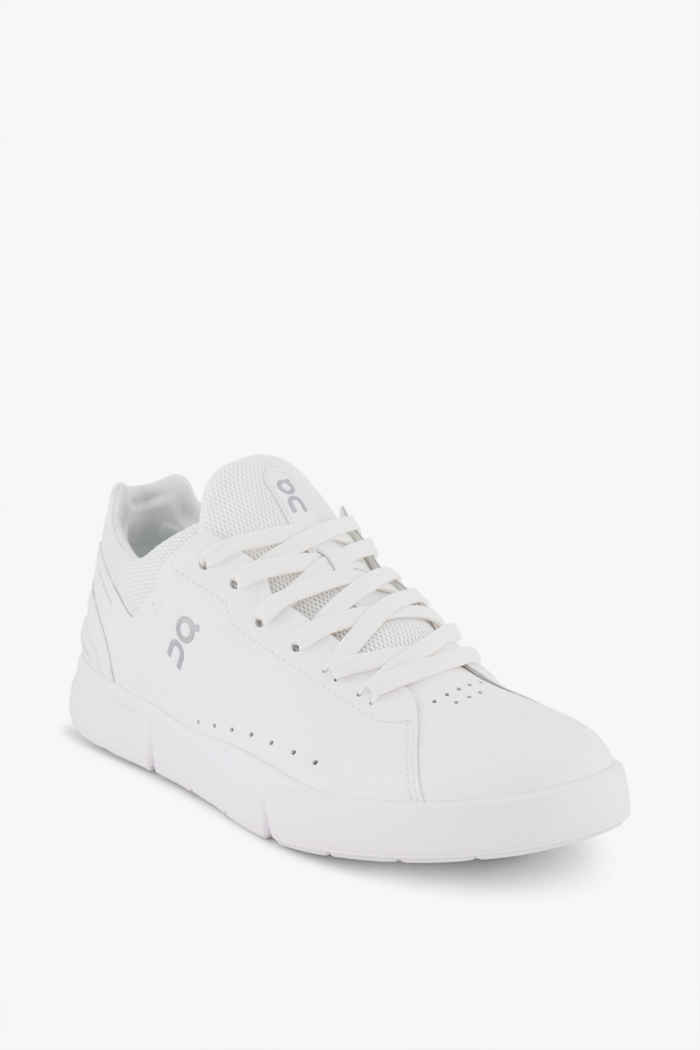 On The Roger Advantage Herren Sneaker Farbe Weiß 1
