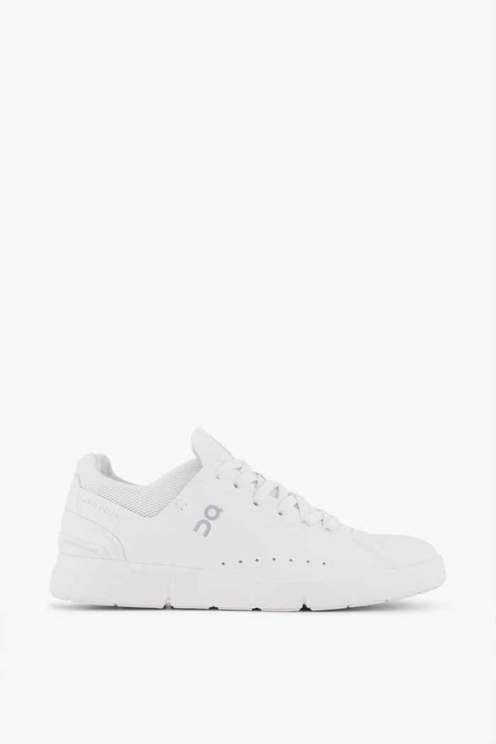On The Roger Advantage Herren Sneaker Farbe Weiß 2