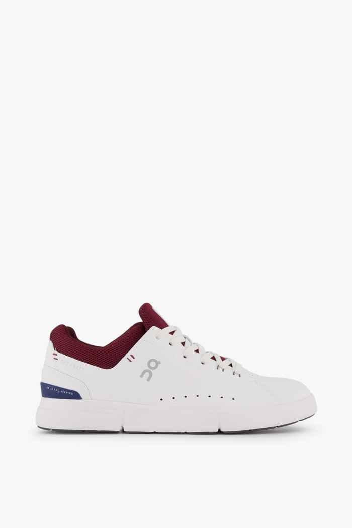 On The Roger Advantage sneaker hommes Couleur Blanc 2