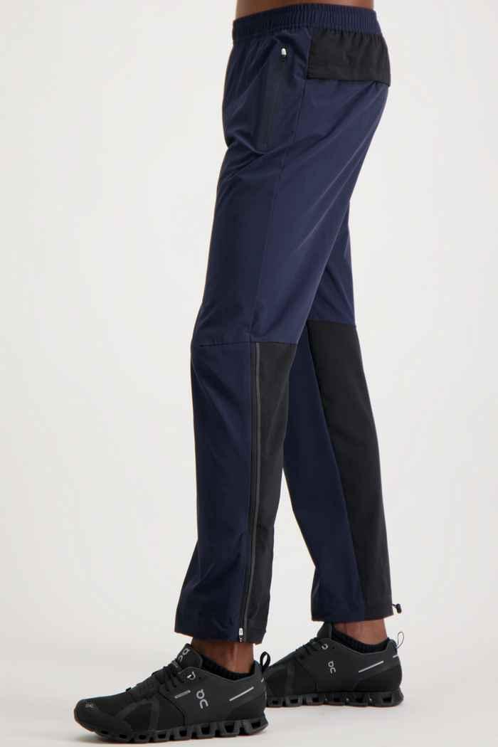 On Track pantalon de course hommes Couleur Bleu navy 1