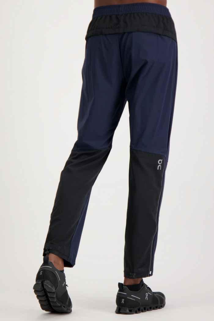 On Track pantalon de course hommes Couleur Bleu navy 2