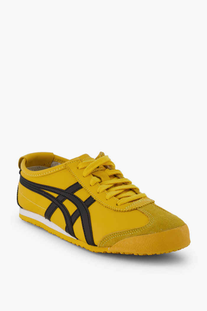 Onitsuka Tiger Mexico 66 sneaker femmes Couleur Jaune 1