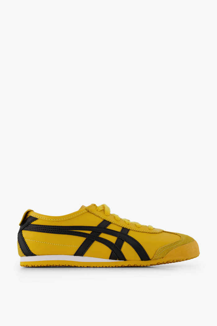 Onitsuka Tiger Mexico 66 sneaker femmes Couleur Jaune 2