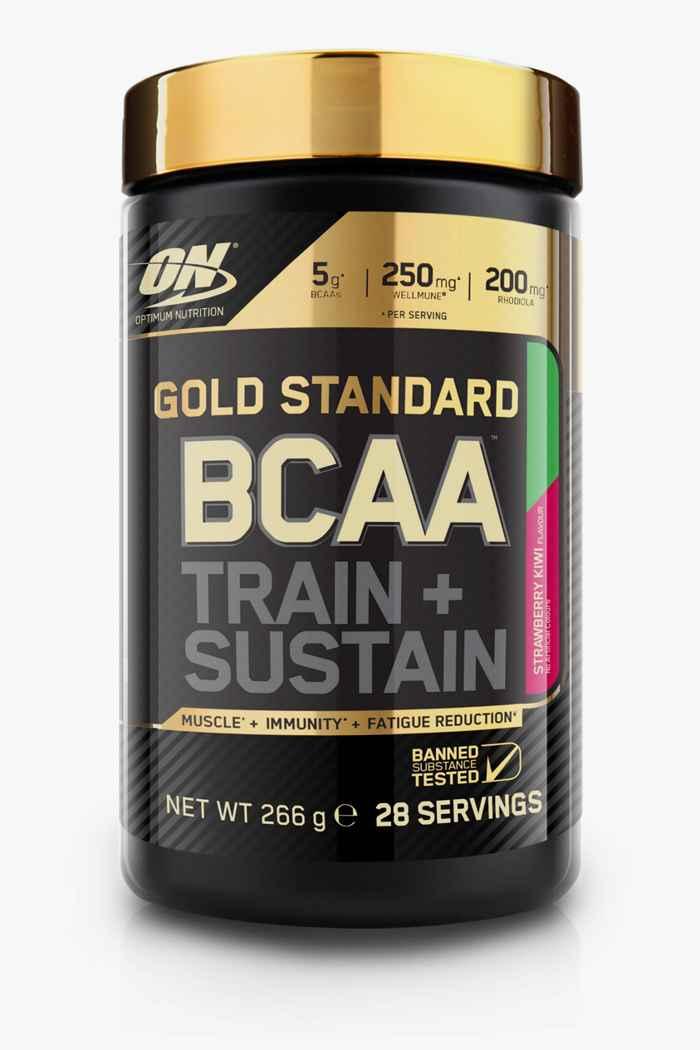 Optimum Nutrition BCAA Gold Standard 266 g boisson en poudre 1