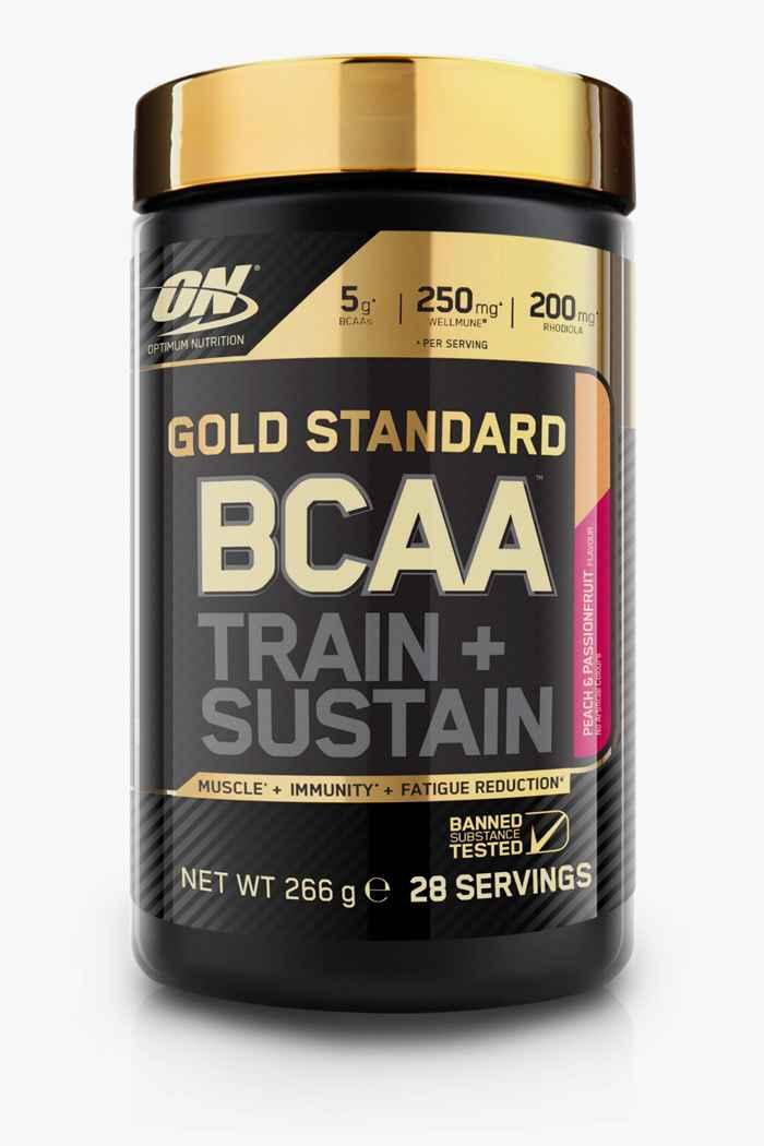 Optimum Nutrition BCAA Gold Standard 266 g polvere per bevande 1